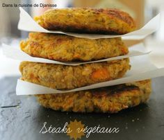 Sewing ideas to sell fit 37 super Ideas Raw Food Recipes, Veggie Recipes, Healthy Recipes, Veggie Food, Hamburger Vegetarien, Food In French, Vegan Vegetarian, Vegetarian Recipes, Healthy Protein Breakfast