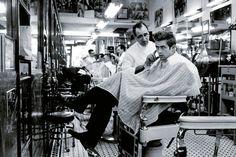 James Dean - Barber Shop