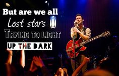 Lost stars lyrics Adam Levine