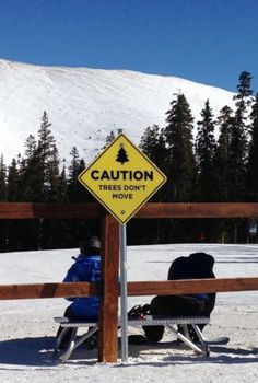 ...wonder how many cracked their head before they posted a sign!!