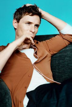 Eddie Redmayne photographed by Paul Wetherell for Details Magazine @lilyriverside