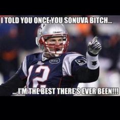New England Patriots  Tom Brady  Best There's Ever Been