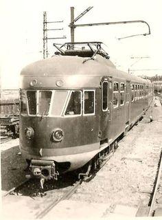 nederlandse treinstellen - Electrisch verleden
