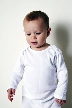 Amazon.com: Goat Milk Organic Baby Ribbed Thermal Top: Clothing Goat Milk, Organic Baby, Goats, Nyc, Amazon, Clothing, Cotton, Kids, Kleding