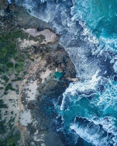 Australia From Above: Stunning Drone Photography by Julian Lallo #inspiration #photography