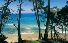 Playa de Oleiros #Cudillero #playa #beach #Asturias #ParaísoNatural #NaturalParadise #Spain