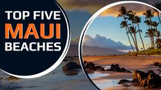 We've Ranked Maui's Top Beaches, Have You Been To All Of Them? #maui #mauibeaches #beaches #mauihawaii Hawaii Ocean, Maui Beach, Maui Hawaii, Hawaii Travel, Baldwin Beach, Ocean Projects, West Maui, Ocean Activities, Tide Pools