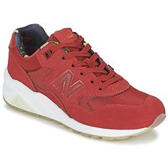 stijlvolle New Balance wrt580 dames sneakers (Rood)