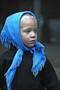 Little Amish Girl - USA