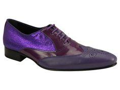 Mascolori Shoes - Purple Seduction - Party All Night Men's Shoes, Shoe Boots, Male Shoes, Dress Shoes, Purple Party, Mens Gear, Brogues, Beautiful Shoes, Shoe Game