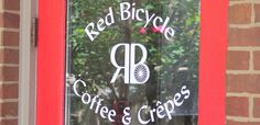 Red Bicycle Coffee & Crepes  #nashville