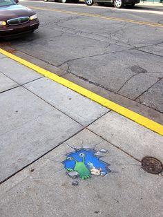 Sluggo on the Street, Vol. 1   David Zinn