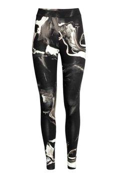 Leggings estampadas   H&M