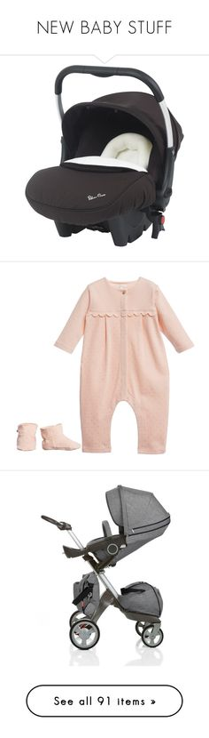 """""""NEW BABY STUFF"""" by hgns ❤ liked on Polyvore featuring baby, baby stuff, baby boy, baby clothes, baby gear, stroller, toys, brinquedos, baby girl and home"""
