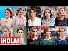 Así ha vestido la reina Letizia en las anteriores ediciones de los premi...