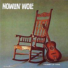 Howlin' Wolf - ST
