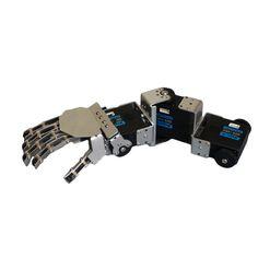 Robot Five Fingers Metal Manipulator Arm Left and Right Hand Diy Robot, Left And Right Handed, Five Fingers, Arms, Metal, Arm, Metals, Weapons