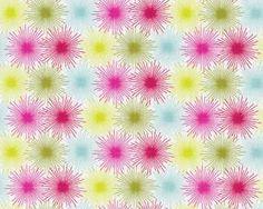 Patchworkstoff HIP HOLIDAY mit zarten Sternen, fuchsia-pink-hellgrün