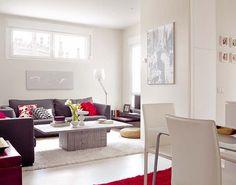 Un piso moderno de 45 m²
