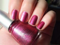 China Glaze Holographic - Infra Red