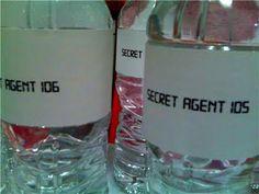 Moore Minutes: Secret Agent Spy Party!