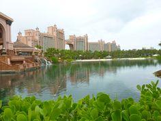 Visiting the Atlantis hotel Bahamas