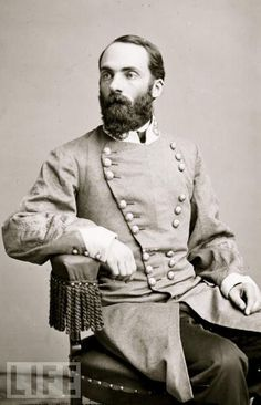 Confederate General Joseph Wheeler, served under Braxton Bragg in the Western Theater, and later in GA and NC.  Went on to serve the US during the Spanish-American war as a Major General.