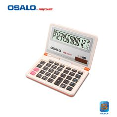 Check & Correct 5 Colors Fold Calculator OS 556VC 12 Digit Calculator Dual Power casio SL 100VC Calculadora As Teacher Gift,High Quality gift tax calculator