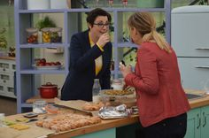 The Great British Bake Off: Sue Perkins just joked about leaving the tent and we're not okay  - DigitalSpy.com