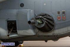 Photos: US Air Force Hercules C-130 Aircraft - Bernews.com ...