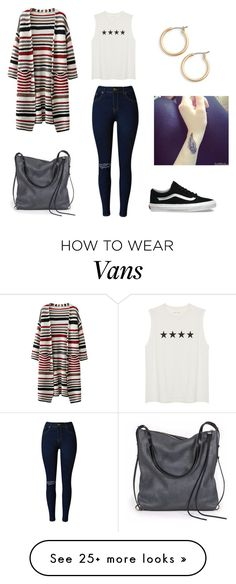"""""""Sem título #1440"""" by malu-880 on Polyvore featuring Vans, Ina Kent and Nordstrom"""