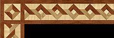 Hardwood Floor Border - TANGIER