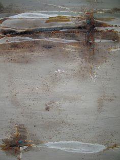 """""""Misty Morning"""" 36x48 acrylic on canvas"""