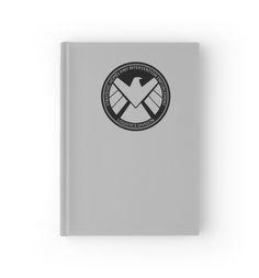 Marvel Notebook - Agents of SHIELD (SHIELD Logo)