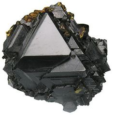 Sphalerite (unfaceted, from Colorado, USA
