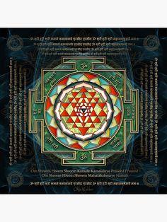 Maha Lakshmi Mantra helps in acquiring wealth, status, greatness, and fame. Chanting this mantra and observing the Shri Yantra (Symbol of Universe) gives the maximum benefit of attaining all worldly desires &. Vedic Mantras, Hindu Mantras, Musica Mantra, Om Namah Shivaya, Ganesha, Shri Yantra, Lakshmi Images, Hanuman Images, Shiva Shakti