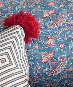 william yeoward polperro fabrics collection