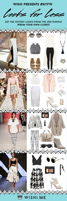 Get the hottest trends from the 2015 runway (from your own closet)! Here are some New York Fashion week outfits we're loving (and copying). Love Fashion, Womens Fashion, World Coins, Buy Dress, Flyers, Lamborghini, My Girl, Projects To Try, Places To Visit