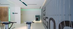 gym, training area, plexyglass decorative walls, epoxy resin floors orders/price offers at: office@liniafurniture.ro