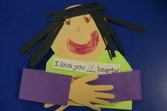 Valentines Day Crafts, Games and Activities | green bean kindergarten