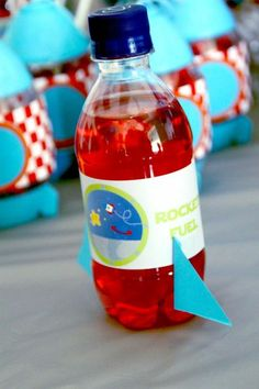 rocket party ideas |