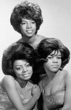 The Supremes were an American female singing group and the premier act of Motown Records during the 1960s.