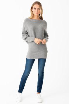 Ce doux chandail côtelé est si polyvalent que vous en voudrez un de chaque  couleur. Taille portée  Très petitTaille de la mannequin  viscose,  polyester, ... b9af19130945