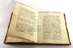 create a hand written book