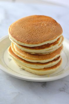 These Vanilla Protein Powder Pancakes are made with whey protein powder. Can be … These Vanilla Protein Powder Pancakes are made with whey protein powder. Can be made vegan, these pancakes are super fluffy and easy to make. High Protein Muffins, Vanilla Protein Pancakes, Protein Powder Pancakes, Vegan Protein Powder, Protein Cookies, Vanilla Protein Powder, Low Carb Protein Pancakes, Protein Powder Baking, Healthy Protein Pancakes