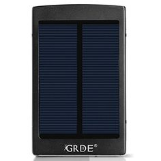 10000mAh Solar Charger Portable Dual USB Shockproof Solar... http://www.amazon.com/dp/B00SR7EXO2/ref=cm_sw_r_pi_dp_vr6vxb1A9DJY9