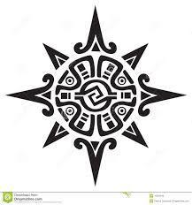 Resultado de imagem para tatuagens de sol maori