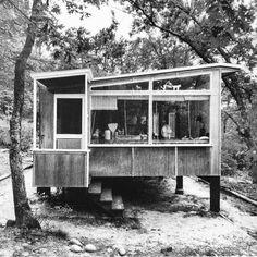 Marcel Breuer's Kepes House, 1949
