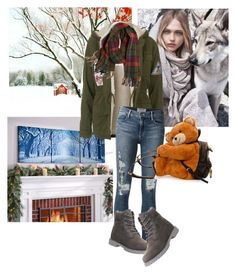"""Untitled #372"" by stelastela ❤ liked on Polyvore featuring MANGO, Topshop, Frame Denim, Timberland, Moschino, women's clothing, women, female, woman and misses"