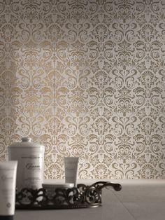 Archistone Damask Ceramic Tiles By Cerdisa